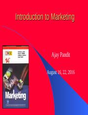L1 - Introduction to Marketing MM.ppt