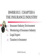 CH6 Insurance Industry.pptx