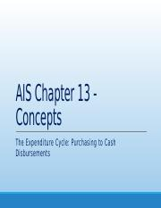 AIS Chapter 13 Concepts 14th.pptx
