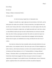 2nd Response Paper (KevinZhang's conflicted copy 2014-01-21)