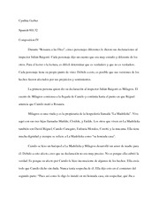 Composition Essay IV
