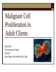 54 Malignant Cell 10-16-17 (1).pptx