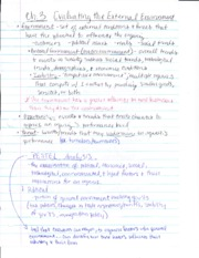 MGT487 Chapter 3 Notes