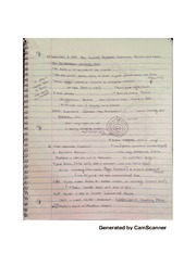 The Scientific Revolution notes