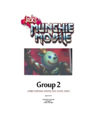 Jack in the Box coverpage and toc - to be printed