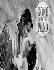 Gone With The Wind's Character
