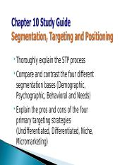 MKT Chapter 10.ppt
