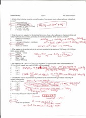 Midterm Form A - ExamI Format A Page 1 of8 Instructor Dr V ...