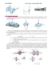 LECTURE 3- shear stress & allowable stress.pdf