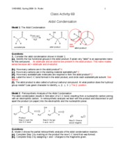 CHEM302 S09 CA6B key