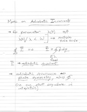 Handwritten Lecture Notes 6