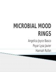 MICROBIAL MOOD RINGS.pptx