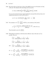 10_Ch 17 College Physics ProblemCH17 Current and Resistance