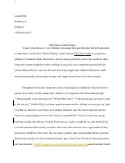 tgc argumentative essay docx maggie zeigler mize honors th  4 pages the glass castle essay