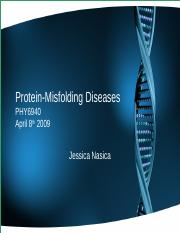 Protein-Misfolding_Diseases