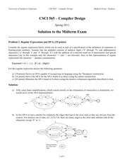 Midterm2011-solution