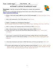 Beginning of the year Scavenger Hunt (2).docx