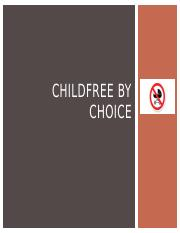 CHILDFREE BY CHOICE.pptx