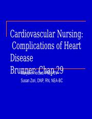 Cardiovascular_Nursing_Complications_Heart_Failure_final_student_copy.ppt