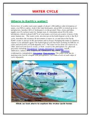 water cycle.docx