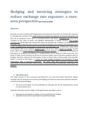 samenvatting-hedging-and-invoicing-strategies-to-reduce-exchange-rate-exposure-a-euro-area-perspecti