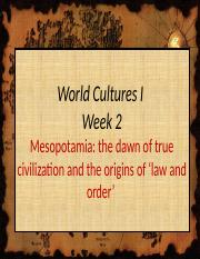 WLDC1 chapter 1.2 Mesopotamian Empire - Copy (2).ppt