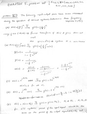 ECE 455 Fall 2013 Tutorial 5 Solutions