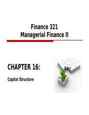 Week 9 _Ch 16 Capital Structure for students.pptx