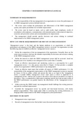 Ch17 - Management Review (Clause 4.6) - 020116