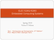 Chapter1 Embedded System Intro