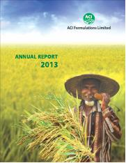 ACI Formulation Annual Report 2013