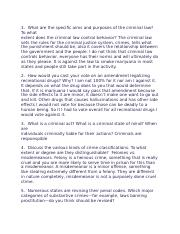 Study_Questions_Chaperts_18,19,20 - THE LEGAL ENVIRONMENT Name ...