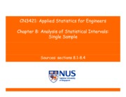 CN3421-Applied Statistics-Chapter8