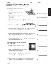 Chapter 2 Test, Form 2A - NAME 2 DATE PERIOD Chapter 2 Test Form ...