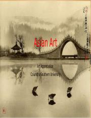 Asian Art Unit III.pptx