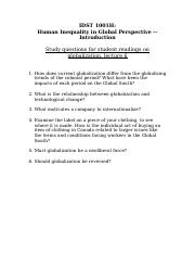 Lecture 6 questions on globalization(1).doc