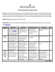 IT 335 Milestone Four Guidelines and Rubric
