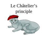 """lab report disturbing of equilibrium le chatelier s principle This general principle, that any change imposed on a system at equilibrium will cause the equilibrium to shift in the direction that counteracts the change, is called """"le chatelier's principle"""" and it applies to all systems in dynamic equilibrium."""