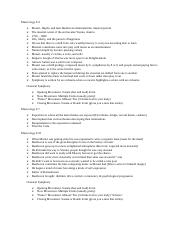 Musicology 110 notes 2