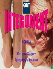 Lecture 6-Integument