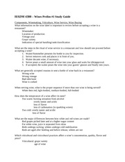 midterm study guide - old version
