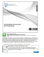 Intermediate accounting chapter 18 solutions pdf
