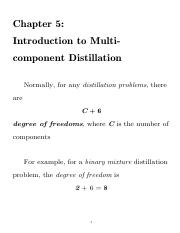 05 Introduction to Multi-component Distillation.pdf