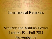Lecture+19+-+Security+and+MIlitary+Power (2)
