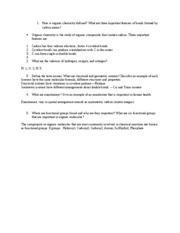 Lecture 5 Questions
