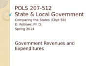 POLS 207 Sp2015 Chpt 5B v2 (Roblyer)
