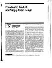 Coordinated Product and SC Design.pdf