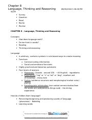 introductory-psychology-ii-lecture-notes-psyc-105