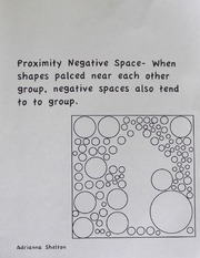 Proximity Negative Space Image Study Set Student Generated
