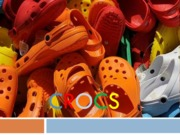 Crocs case study-Operations Management (Presentation)